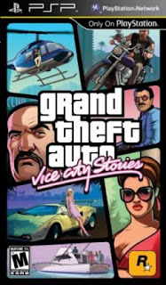 Cheat Grand Theft Auto: Vice City Stories PSP PPSSPP