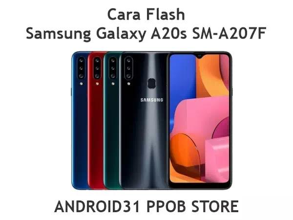 Flash Samsung Galaxy A20s