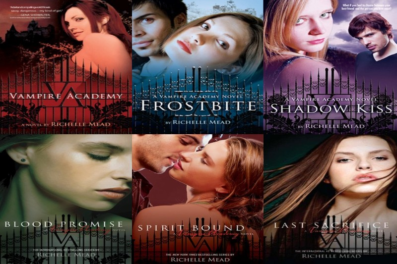 Vampire Academy Serie