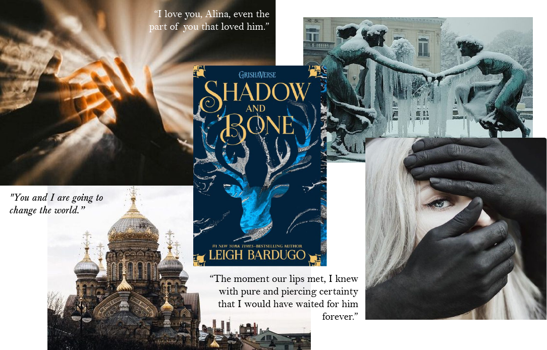 Shadow And Bone Review