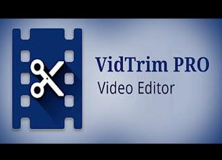 aplikasi potong video di pc dan hp menggunakan aplikasi Vidtrim