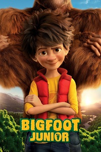 Poster The Son of Bigfoot