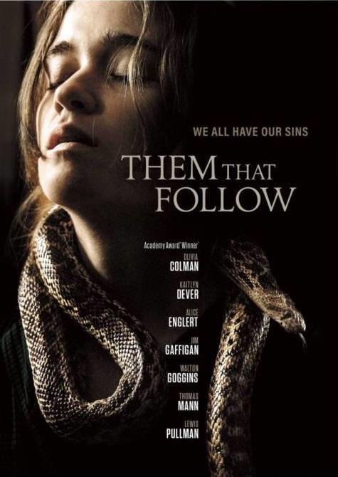Them That Follow [2019] [DVDR] [NTSC] [Subtitulado] [Menú Editado]
