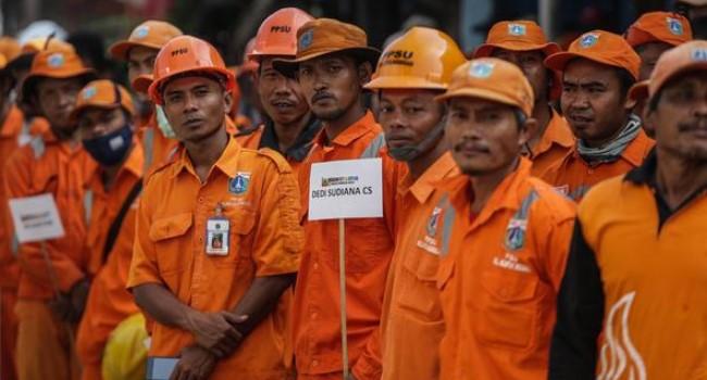 Contoh Surat Lamaran Kerja Sebagai Petugas Kebersihan (Pasukan Orange) Yang Tepat