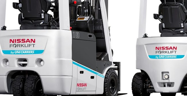 Nissan Forklift UniCarriers