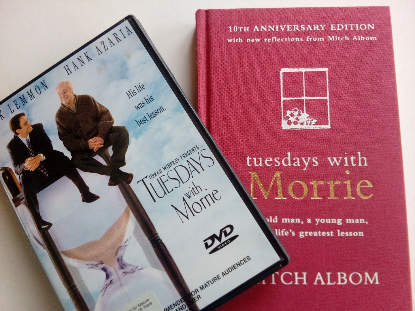 tuesdays with morrie book and movie comparison Tuesdays with morrie reader reviews and comments, and links to write your own review (page 1 of 19.