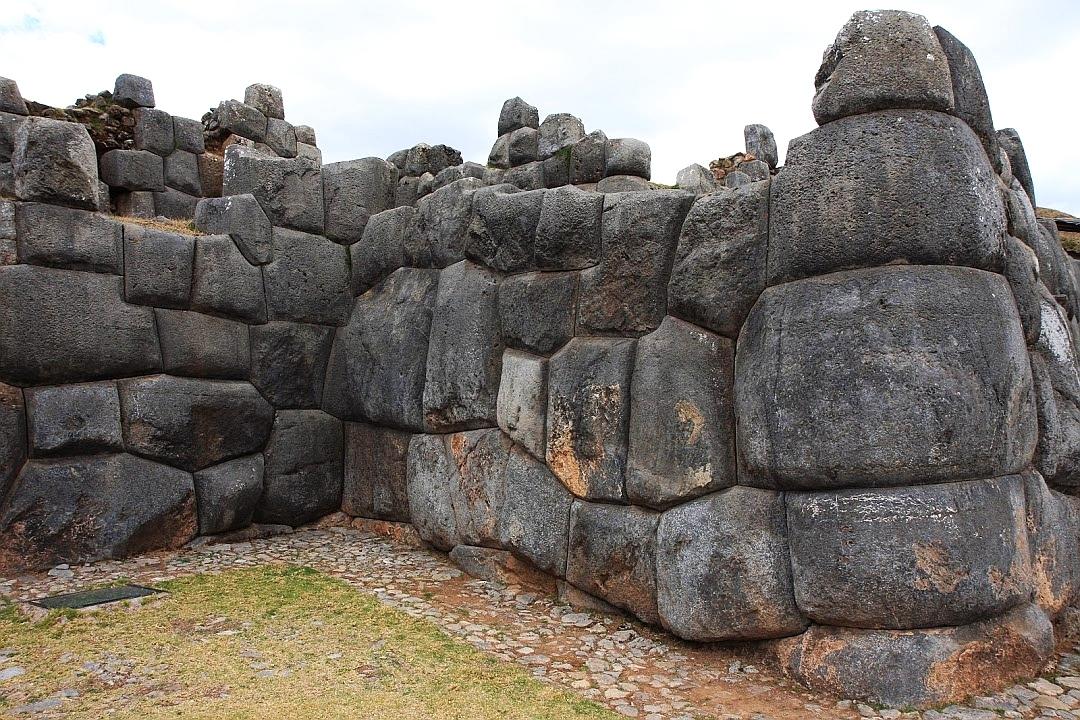 Sacsayhuamán. Cuzco.