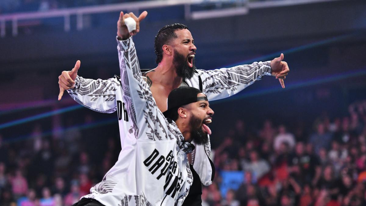 The Usos disputarão o SmackDown Tag Team Championship