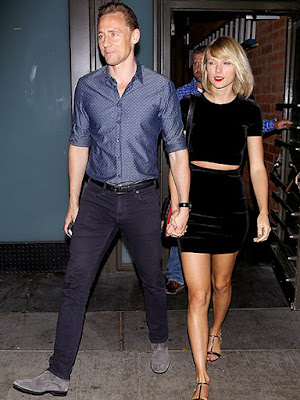 Taylor Swift and Tom Hiddleston break up