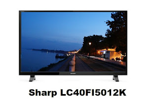 Sharp LC40FI5012K TV review