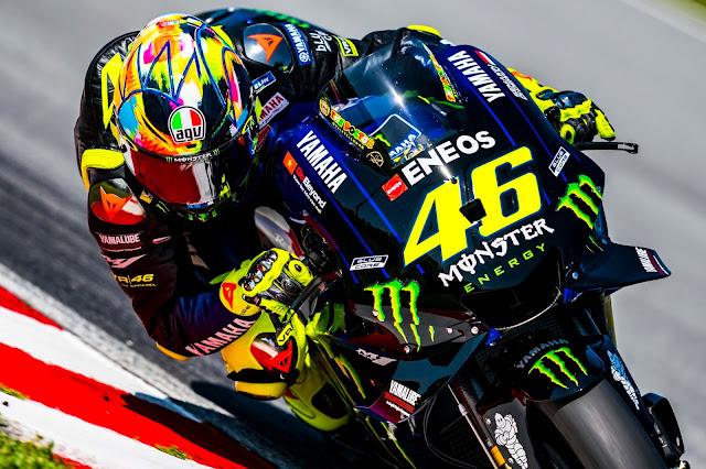 Rossi Butuh 5 Gadda Untuk Balapan Di MotoGP Belanda