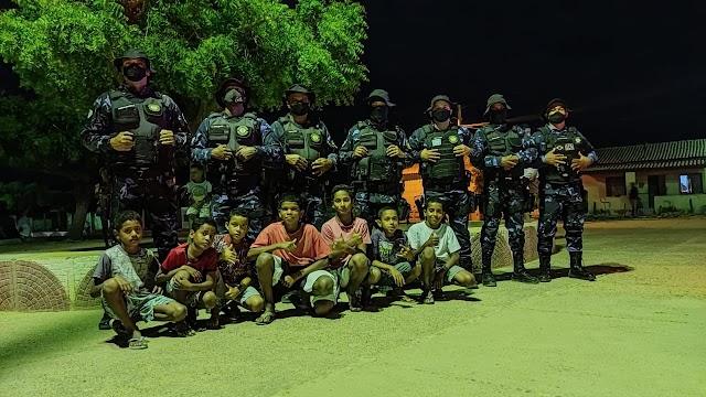 """GUARDA CIVIL MUNICIPAL (GCM) DESEMPENHA """"OPERAÇÃO ZONA RURAL"""" NO INTERIOR DE SENTO-SÉ"""