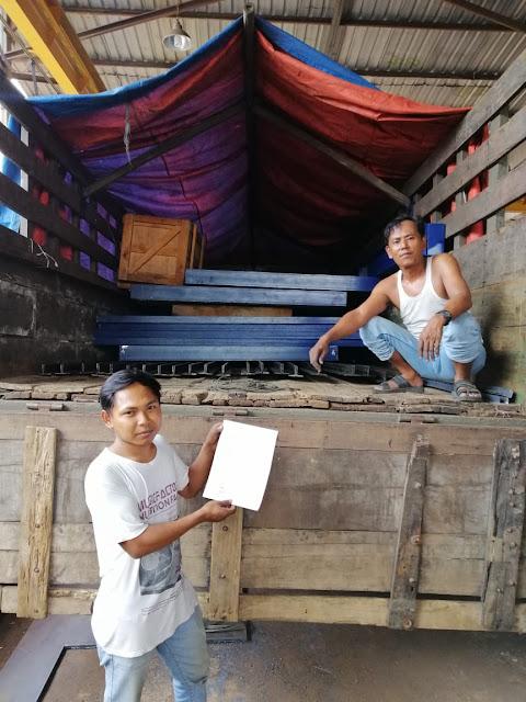 Sewa Truk Tangerang ke Yogyakarta