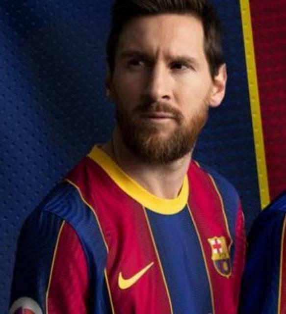 قميص برشلونة الجديد 2020