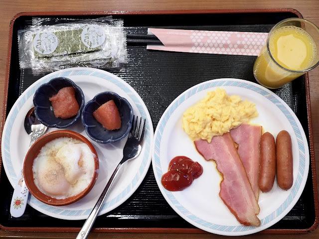 buffet hotel mahoroba noboribetsu