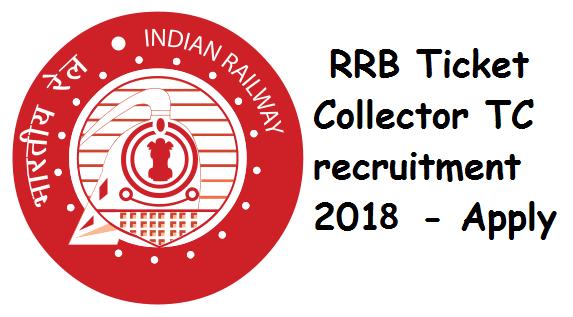 RRB Allahabad TC 2018-2019 Recruitment | JobsFundaz
