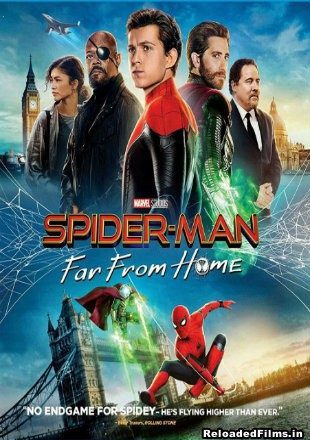 Far From Home Google Drive : google, drive, Spider-Man:, (2019), Movie, Download, Hindi, 1080p