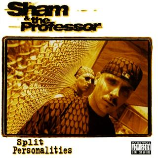 Sham & The Professor - Split Personalities (1995)