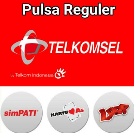 Pulsa Telkomsel Reguler Termurah