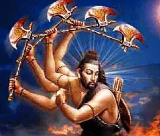 4. परशुराम (Parshuram)