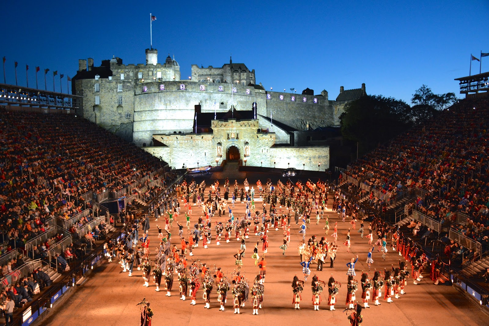 Royal Edinburgh Military Tattoo 2016