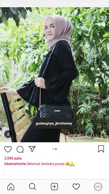Endorse JH Ting-Ting Bag Gudangnya Jimshoney