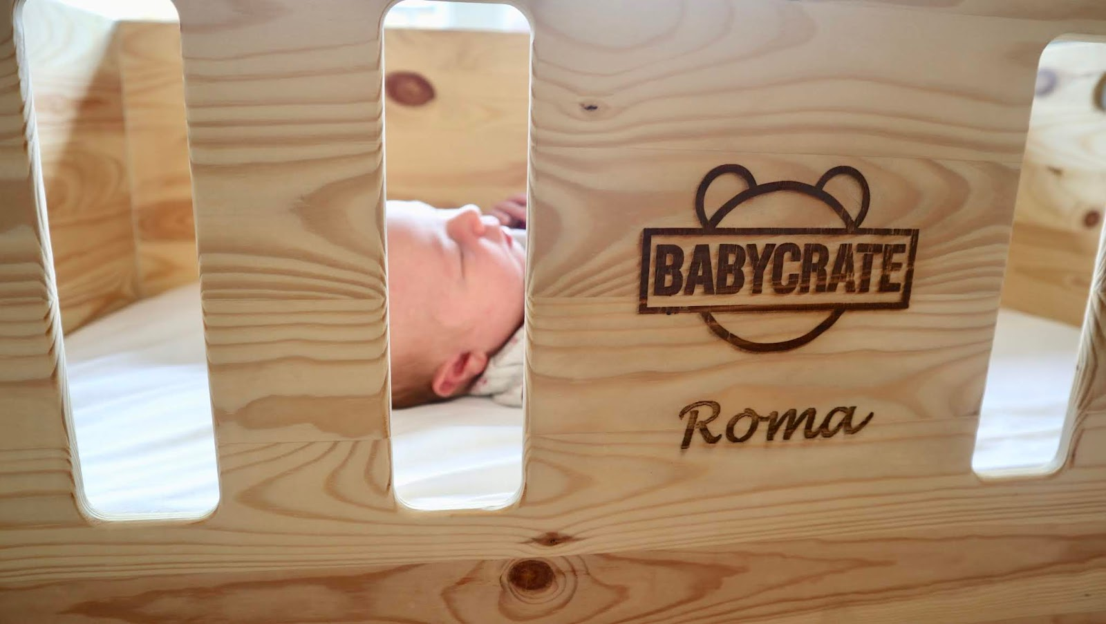 BabyCrate mini crib review