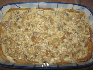 готовим горячую закуску из баклажан