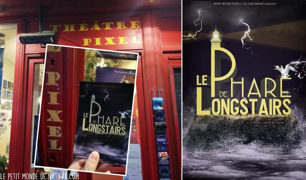 Le Phare de Longstairs Théâtre Avis
