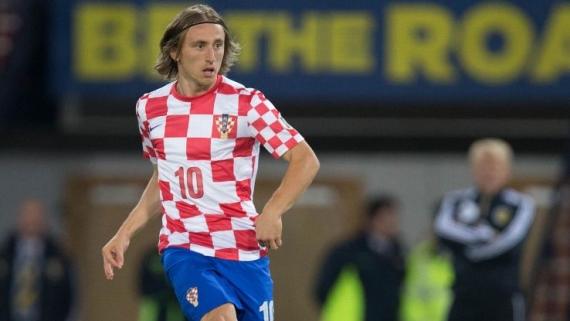 Croatian Maestro Luka Modric