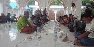 Buka Bareng Dihadiri Tokoh Lama Di Meajid Baitussalihin Berlangsung Khidmat
