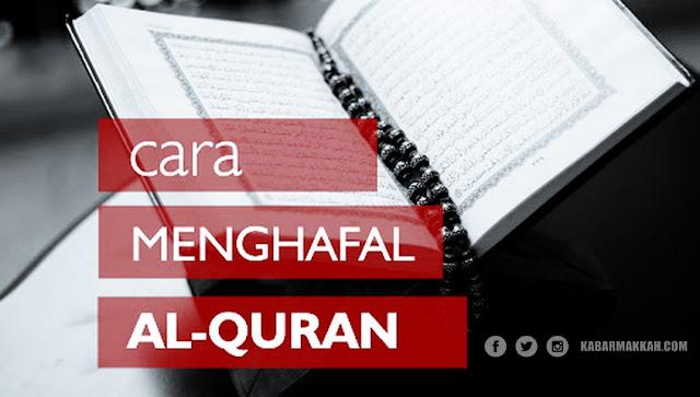 9 Cara Menghafal Al-Qur'an Di Usia Dewasa