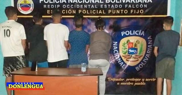 Detenidos en Paraguaná por hacerse pasar por María o Ana para hacer estafas en Whatsapp