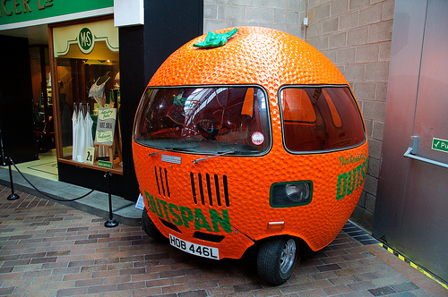 Ubercool Cars Blog Top 10 Food Shaped Cars