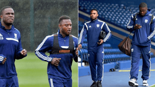 Cheap Mother F**ker Victor Anichebe Calls Stephen Sessegnon, Over £10k debt