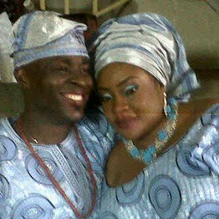 foluke daramola's wedding photos