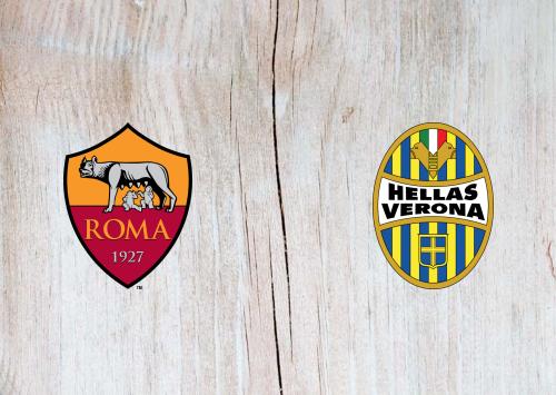 Roma vs Hellas Verona -Highlights 15 July 2020