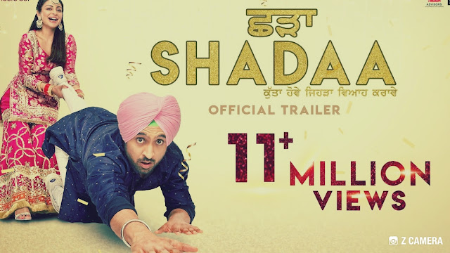 Latest Punjabi movies : Watch Shadaa Punjabi movie latest