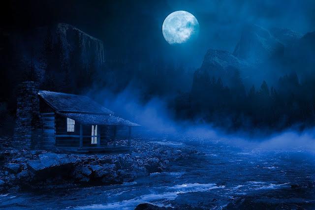 good-night-with-moon-light