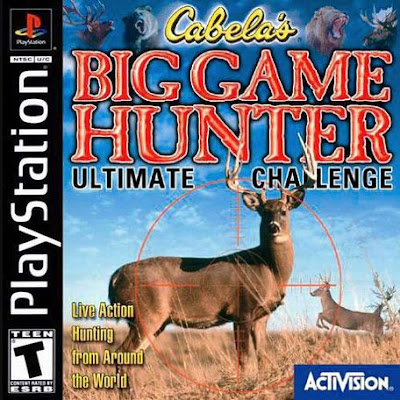 descargar cabela's big game hunter ultimate challenge psx mega