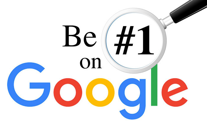 Web page rank in google