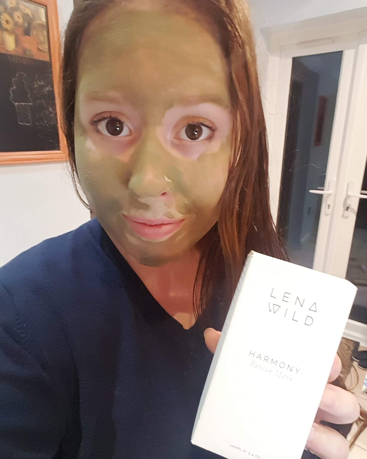 Lena Wild Harmony Rescue Mask (from Origins of Beauty) Review