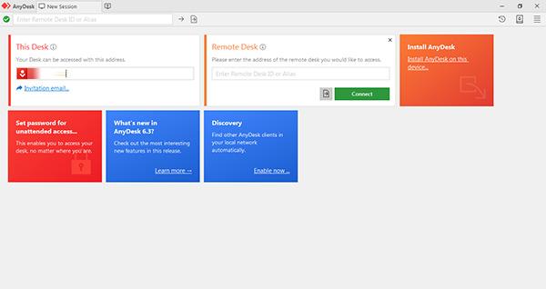 Tải AnyDesk Remote Desktop bản mới nhất cho Android, Windows a