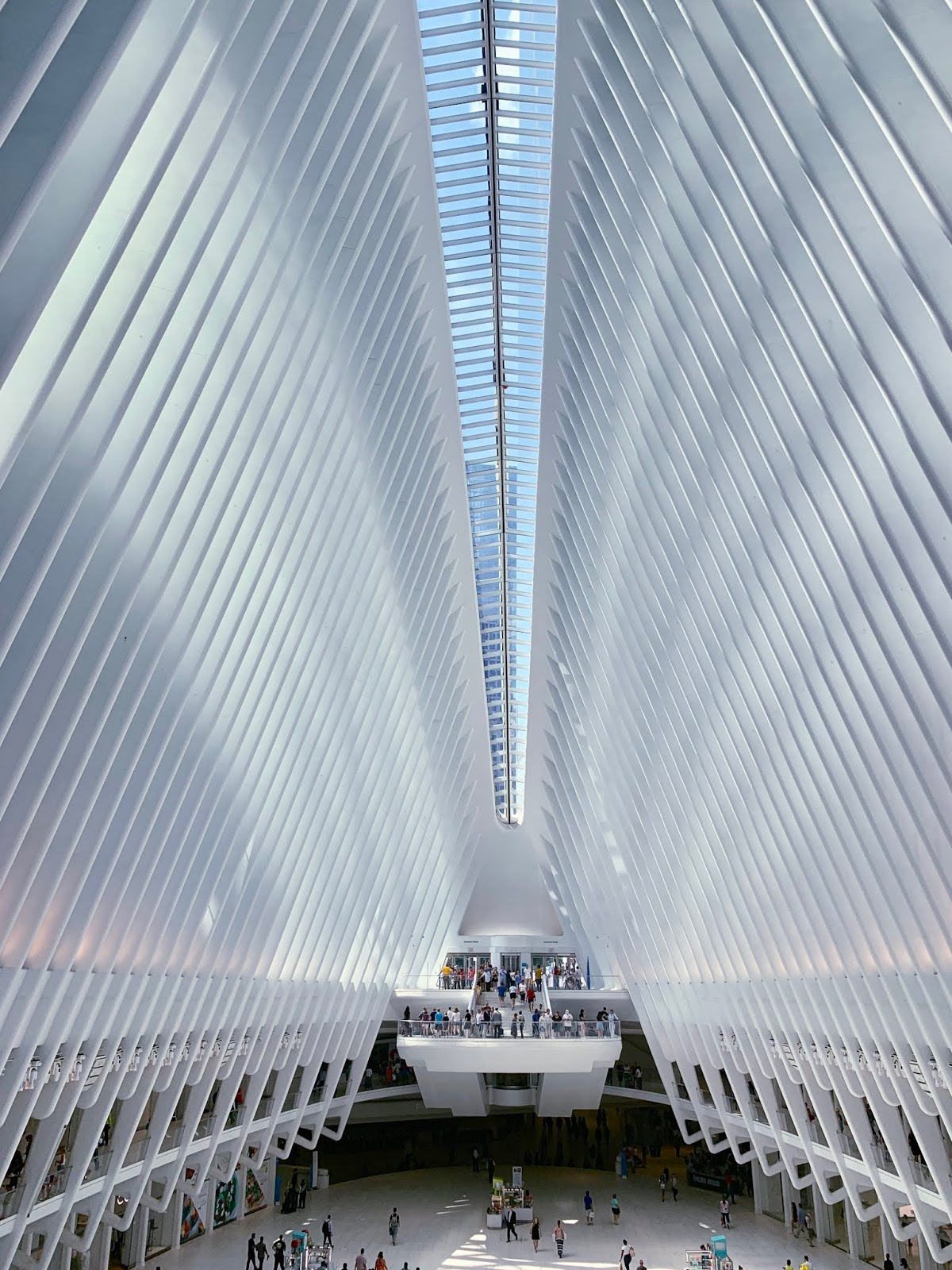 The Oculus at World Trade Center, New York City | Ms. Toody Goo Shoes #theoculus
