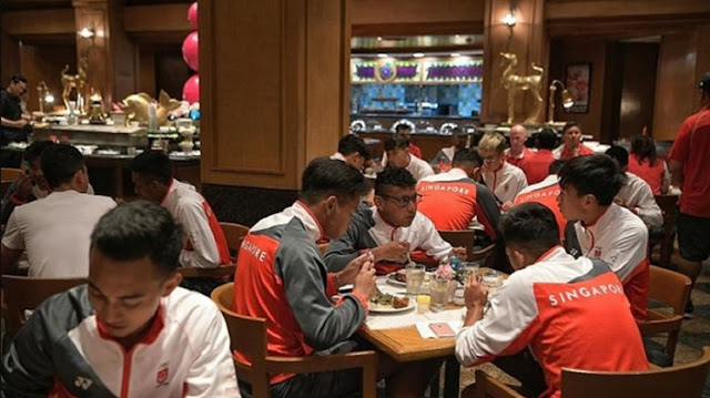 Panitia SEA Games Filipina Tak Sediakan Makanan Halal, Timnas Indonesia Tak Sengaja Makan Babi