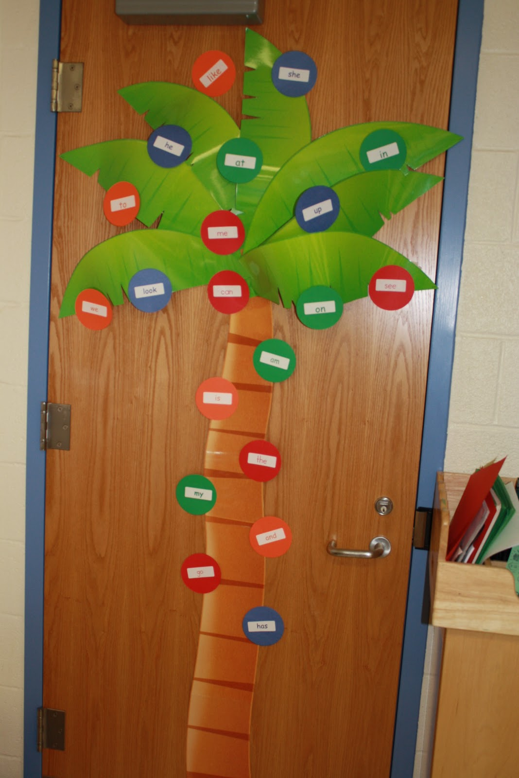 Classroom Displays | From Kindergarten With Love