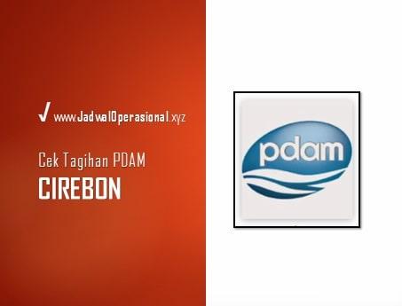 Cek Tagihan PDAM Cirebon