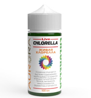 Хлорелла Живая (Live Chlorella), фото