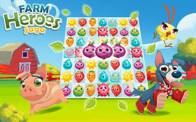 Farm Heroes Saga Apk v4.11.3 Mod Money