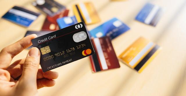 Sistem Penggunaan Kartu Kredit